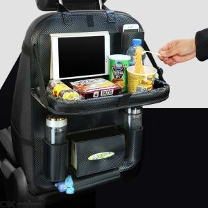 Automobile Seat Storage Hanging Bag Dining Table For Car Vehicle Back Chair Bag