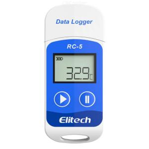 Temperature Data Logger RC-5 Reusable USB Recorder Sensor Temp Monitor 32000 Points Software For Window Mac