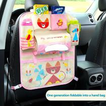 Baby-Fox-Car-Backseat-Organizer-Durable-Oxford-Fabric-Hanging-Storage-Bag