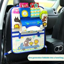 Car-Back-Seat-Organizer-Cute-Monkey-Bear-Lion-Oxford-Fabric-Hanging-Storage-Bag