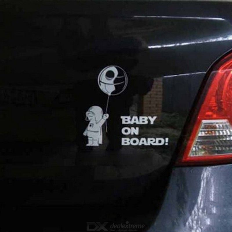 Autocollant Baby On Board