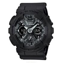 Casio-GMA-S120MF-1A-G-Shock-S-Series-Analog-Digital-Watch-Black