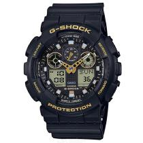 Casio-G-Shock-GA-100GBX-1A9-Standard-Series-Wrist-Watch-Black-2b-Gold