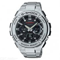 Casio-G-Shock-GST-S110D-1A-Quartz-Resin-and-Stainless-Steel-Casual-Watch-Silver-2b-Black