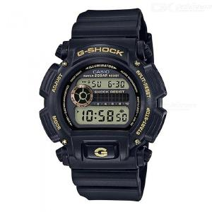 Casio G-Shock DW-9052GBX-1A9 Standard Series Men's Digital Watch - Black + Gold