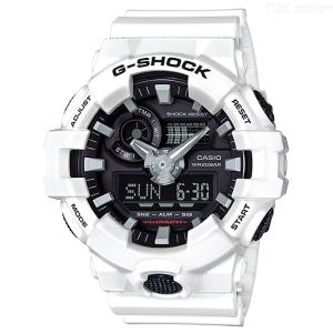 Casio G-Shock GA-700-7A Digital Watch - White