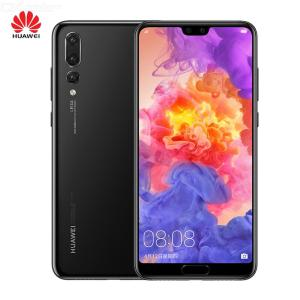 Huawei P20 Pro AI Smartphone 6GB RAM 64GB ROM 40.0MP Triple Rear Cameras Android 8.1 Phone (6.1 Inch)