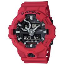 Casio-G-Shock-GA-700-4A-Digital-Watch-Red