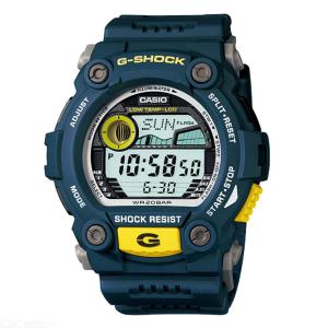 Casio G-7900-2 G-Shock Digital Dial Watch - Blue + Yellow