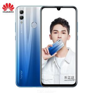 Global Huawei Honor 10 Lite 4G Mobile Phone Android 6.21 Inch Dual Font Rear 24MP AI Camera Fingerprint 710 Octa Core