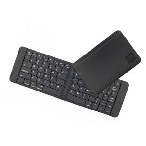Bluetooth Folding Keyboard Portable Wireless Keyboard For IOS Android Smartphones Tablet Laptop