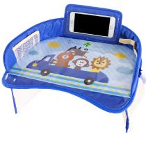 Kids-Travel-Tray-Waterproof-Cartoon-Lap-Desk-For-Car-Seat-Stroller