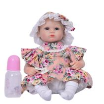 18-Inch43CM-Baby-Doll-Toy-Silicone-with-Magnetic-Pacifier-Clothes-for-Girls