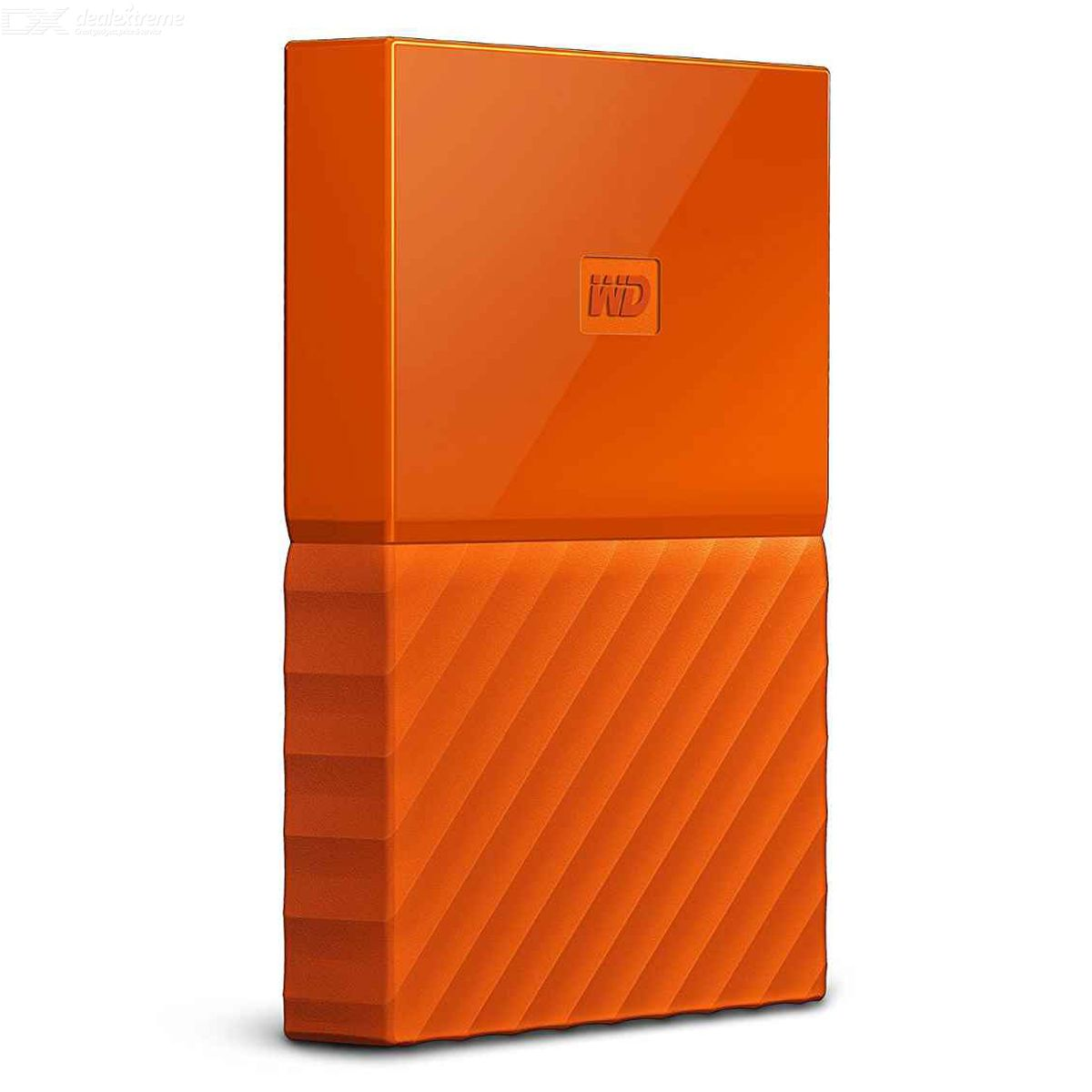 WD My Passport 1TB 2.5quot External Drive USB3.0 WDBYNN0010BOR - Orange