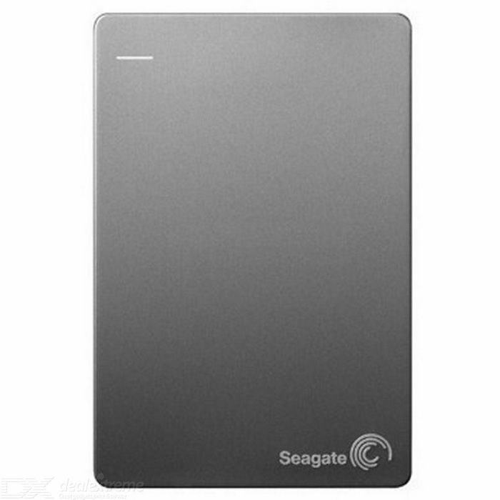 Seagate STDR2000301 2TB Portable External Hard Drive - Gray