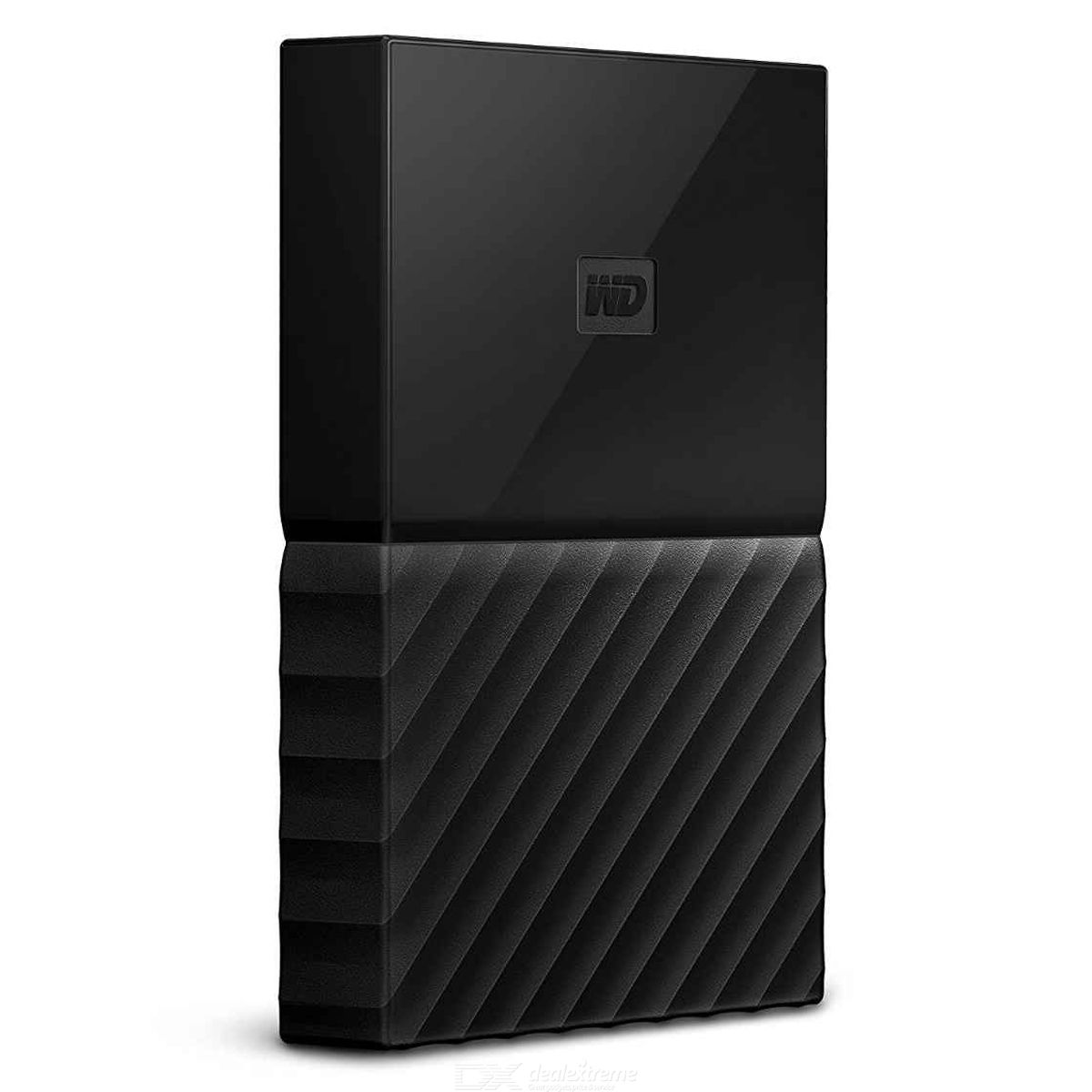 WD My Passport 1TB 2.5quot External Drive USB3.0 WDBYNN0010BBK - Black