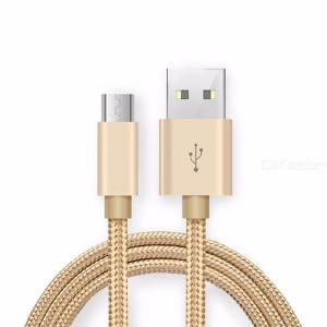 Charge Cable 2A Type-C Micro USB Lightning Fast Charging Cord