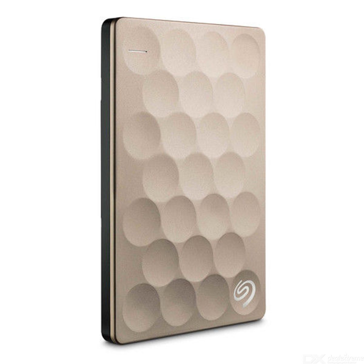 Seagate STEH2000301 Backup Plus 2.5quot Ultra Slim 2TB HDD Hard Disk Drive (Gold)