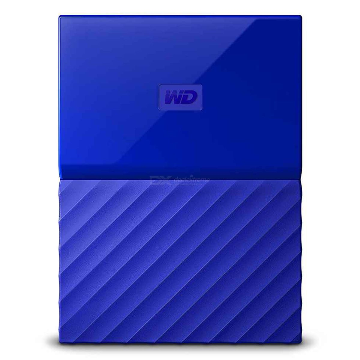 WD My Passport 1TB 2.5quot External Drive USB3.0 WDBYNN0010BBL - Blue