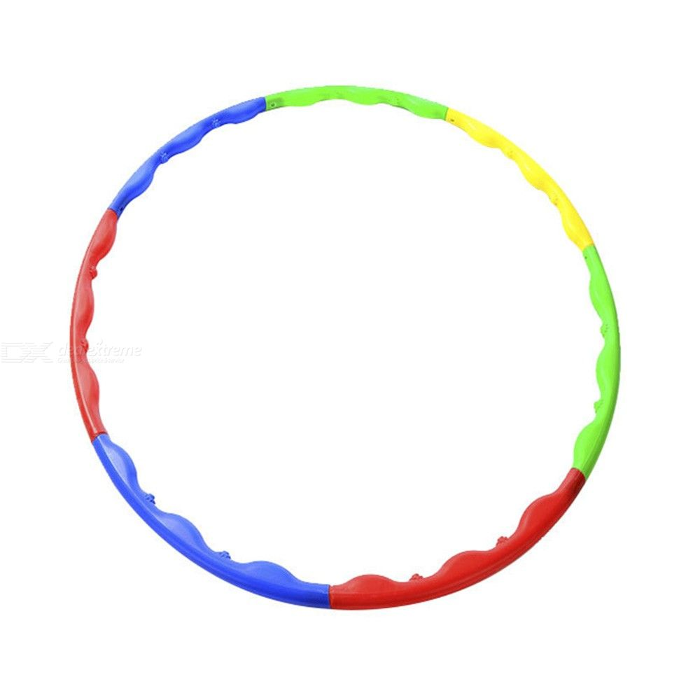 Magnetic Therapy Massage Hula Hoop Slim Diet Abdominal