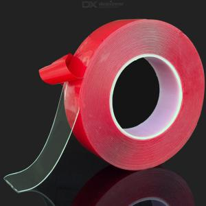 3 Meter Transparent Silicone Double Sided Tape Sticker For Car High Strength No Traces Adhesive Sticker