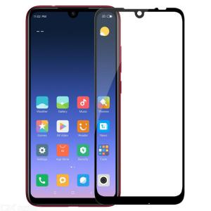 9H 2.5D Tempered Glass Full Cover Screen Protector Film for Xiaomi Redmi Note 7