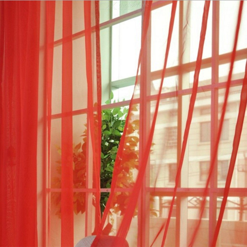 Kitchen Decor Durban: Solid Mesh Curtain Decorative Mesh Net Curtain