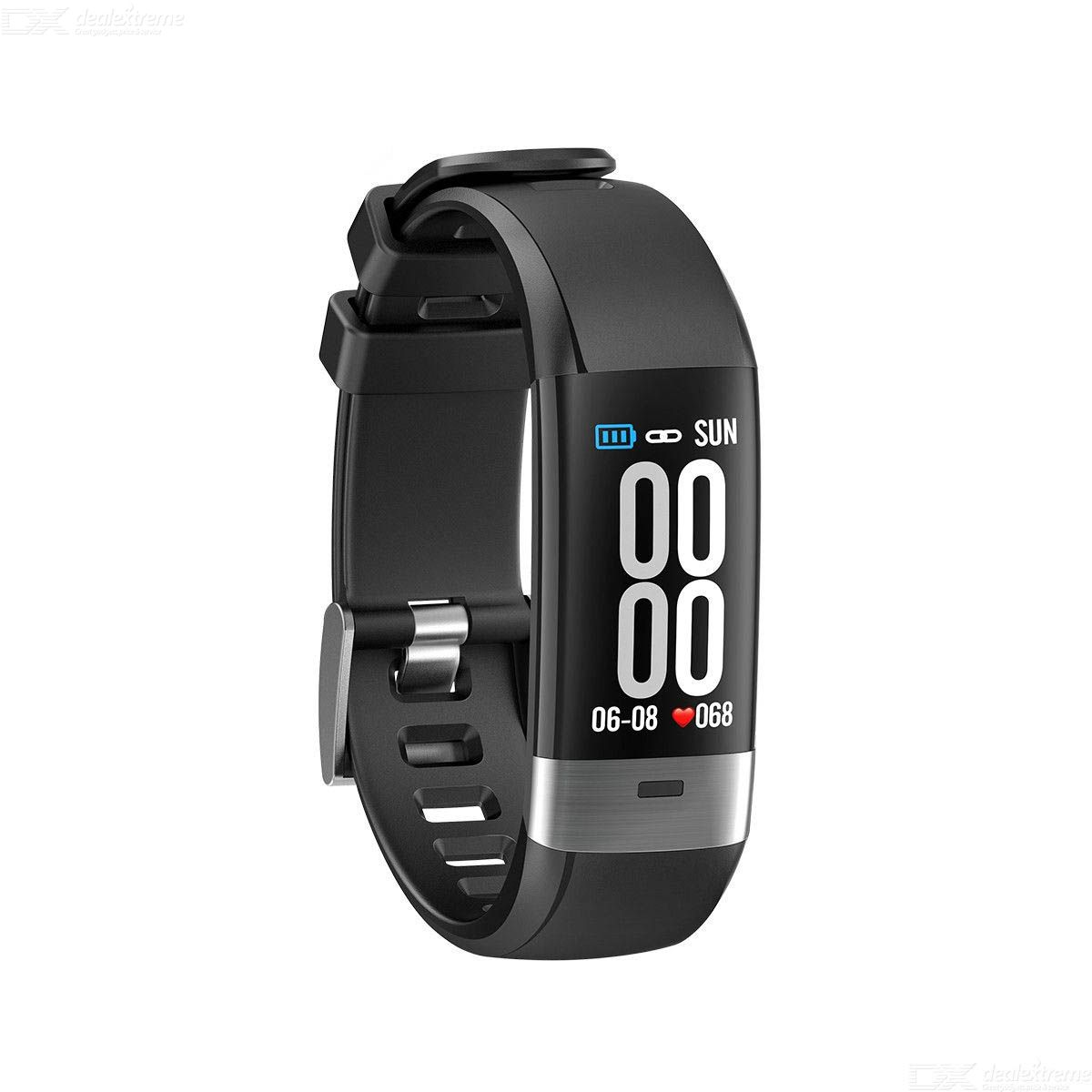 Universal Smart Sports Bracelet PPG+ECG Blood Pressure Heart Rate Monitor Watch