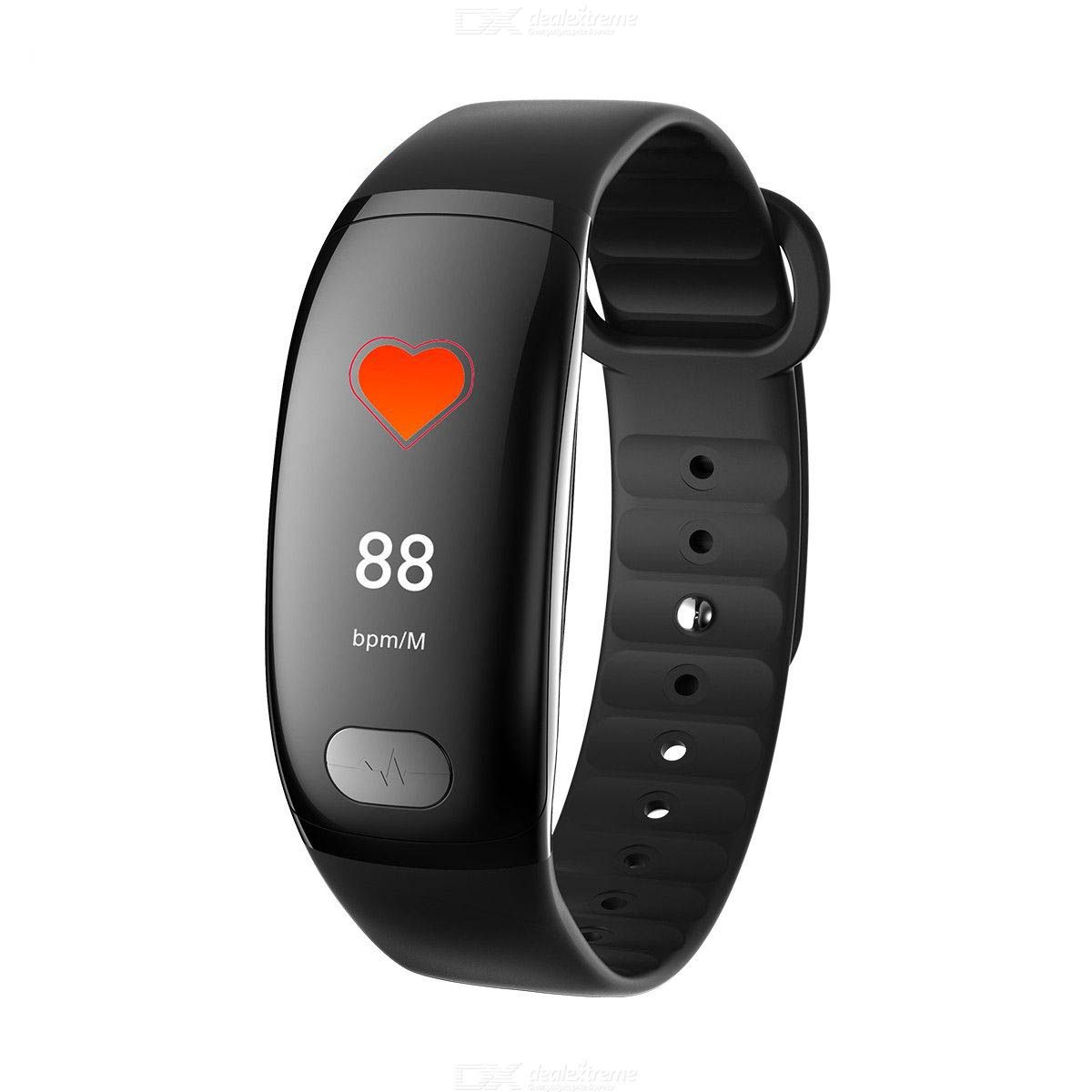 Smart Sports Wristband ECG+PPG Blood Pressure Fitness Tracker Watch Pedometer Bracelet for Android iOS