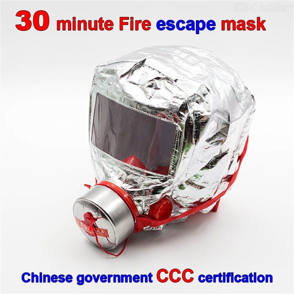 Fire-Escape-Mask-Full-Face-Respirator-For-CO-HCN-Toxic-Smoke-30-Min