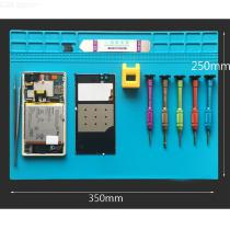 Heat-Insulation-Desk-Pad-Soldering-Station-Silicone-Mat-Phone-Computer-Repair-Tools-(35-X-25cm)