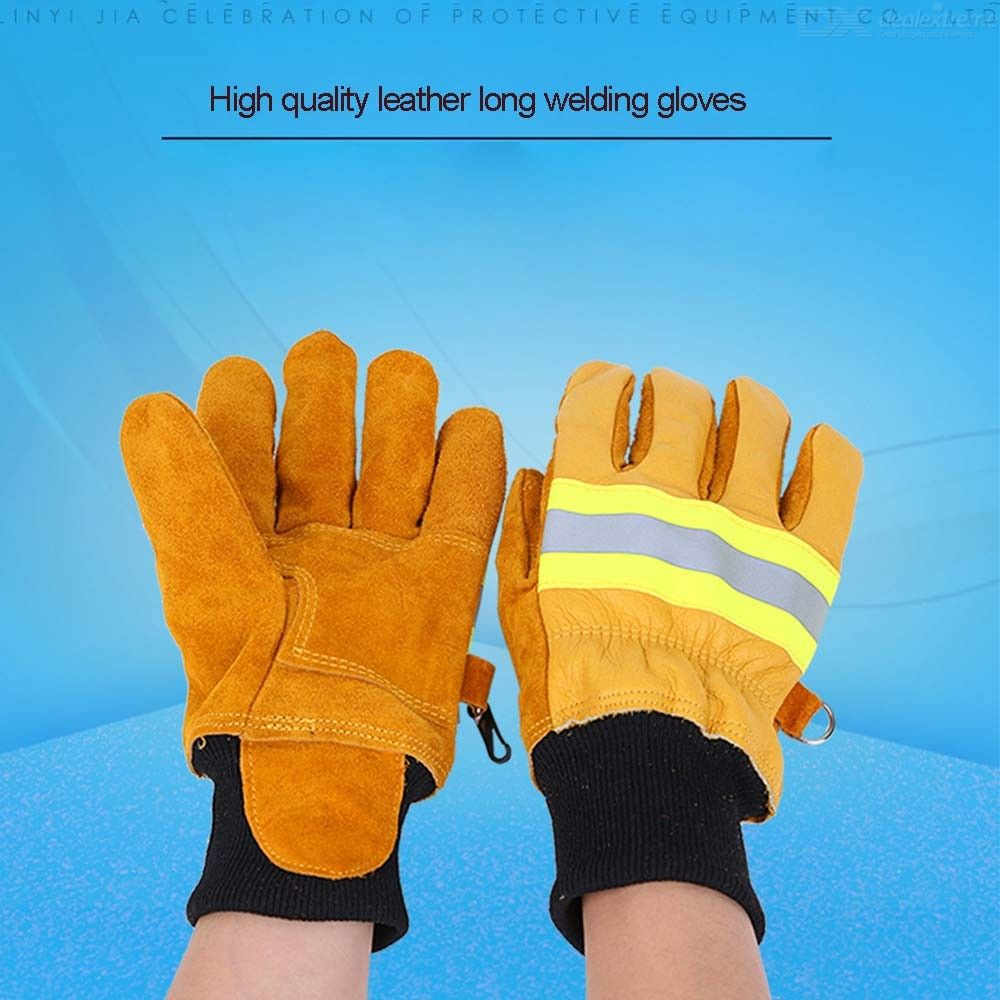 1-Pair-Of-Leather-Fireproof-Gloves-Heat-Fire-Resistant-Mitts-For-Fireplace-Stoves-Oven-Grill
