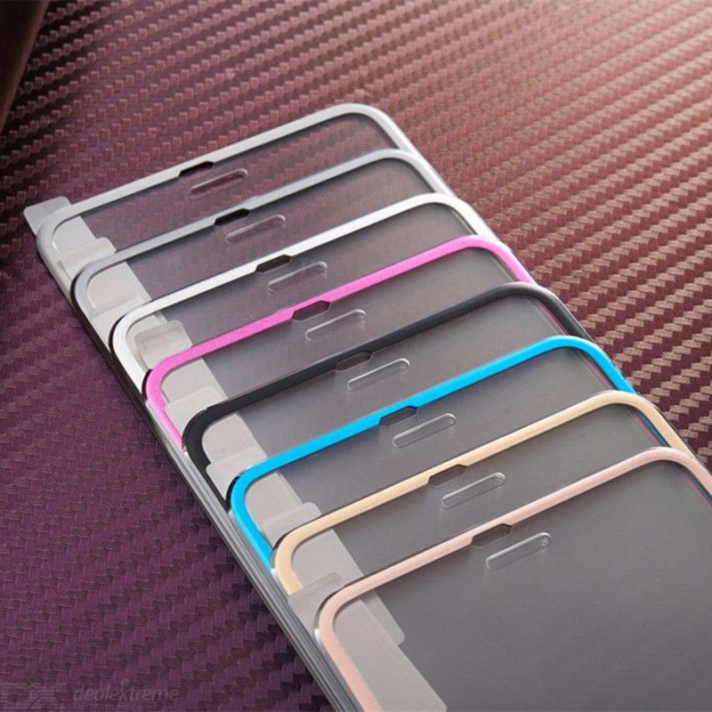 Screen Protector Tempered Glass Titanium Alloy Protective Film For IPHONE