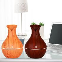 Ultrasonic-Mute-Air-Humidifier-USB-Aroma-Oil-Diffuser-Mini-Wood-Grain-Mist-Maker-with-LED-Lights-for-Home-Office
