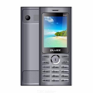 PLUZZ P527 2.4 inch Dual SIM Mobile Phone with 1450mAh Battery