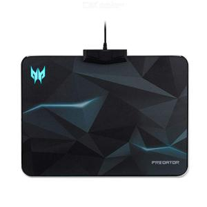 RGB Mousepad Light Up Mouse Pad With 6 Lighting Effects And 4 Brightness Level