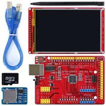 OPEN-SMART-35-inch-480*320-TFT-LCD-Touch-Screen-Breakout-Module-Kit-with-Easy-plug-UNO-R3-Air-Board-for-Arduino-UNO-R3-Nano