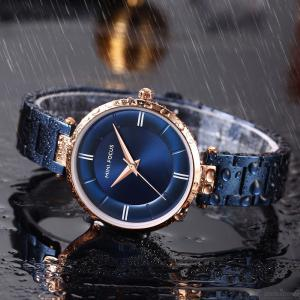 MF0235L Women Quartz Wristwatches Waterproof Simple Watch With Stainless Steel Strap