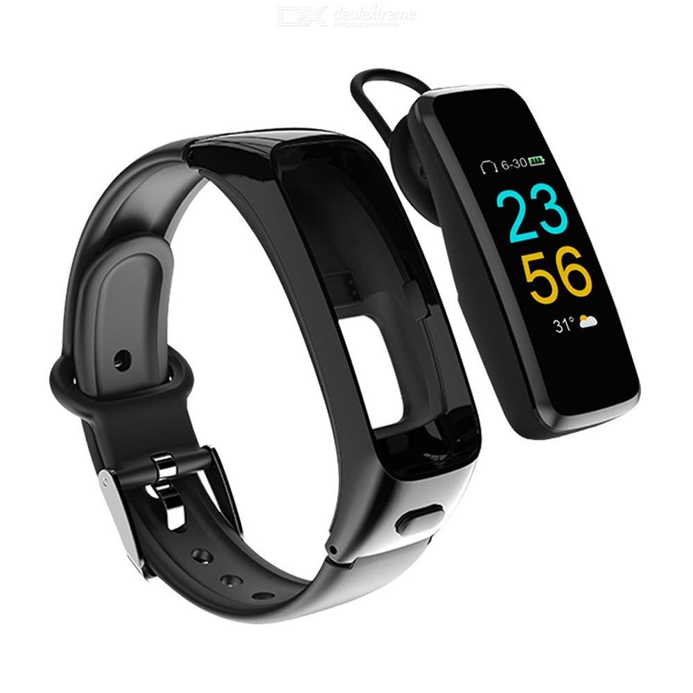 Bluetooth | Pressure | Bracelet | Monitor | Headset | Screen | Blood | Smart | Phone | Heart | Color