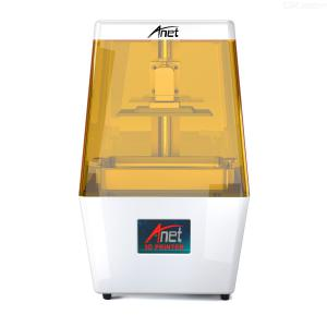 Anet N4 UV LCD SLA 3D Printer Fully Assembled Machine Innovation With 2K HD 3.5 Inch Touch Screen Intelligent U Disk Offline