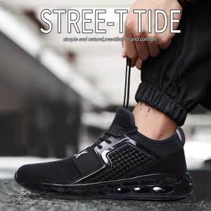 Ultra-Light Running Shoes For Man Adults High-Quality Sports Trainers Breathable Outdoor Sneakers G15