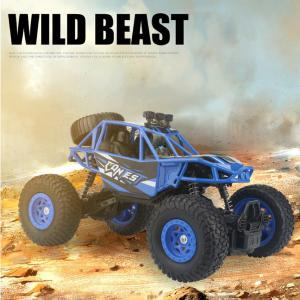 RC Car 4 Channels Desert Truck Fast Speed Remote Control Cars Toy Off-Road Vehicle Monster Truck