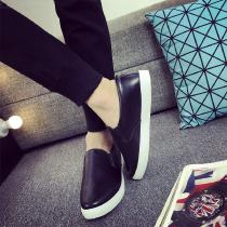 Men-PU-Shallow-Flat-Shoes-Fashion-Creepers-Loafers