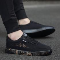 Lightweight-Men-Canvas-Shoes-Korean-Style-Flat-Shoes-Summer-Graffiti-Student-Casual-Shoes