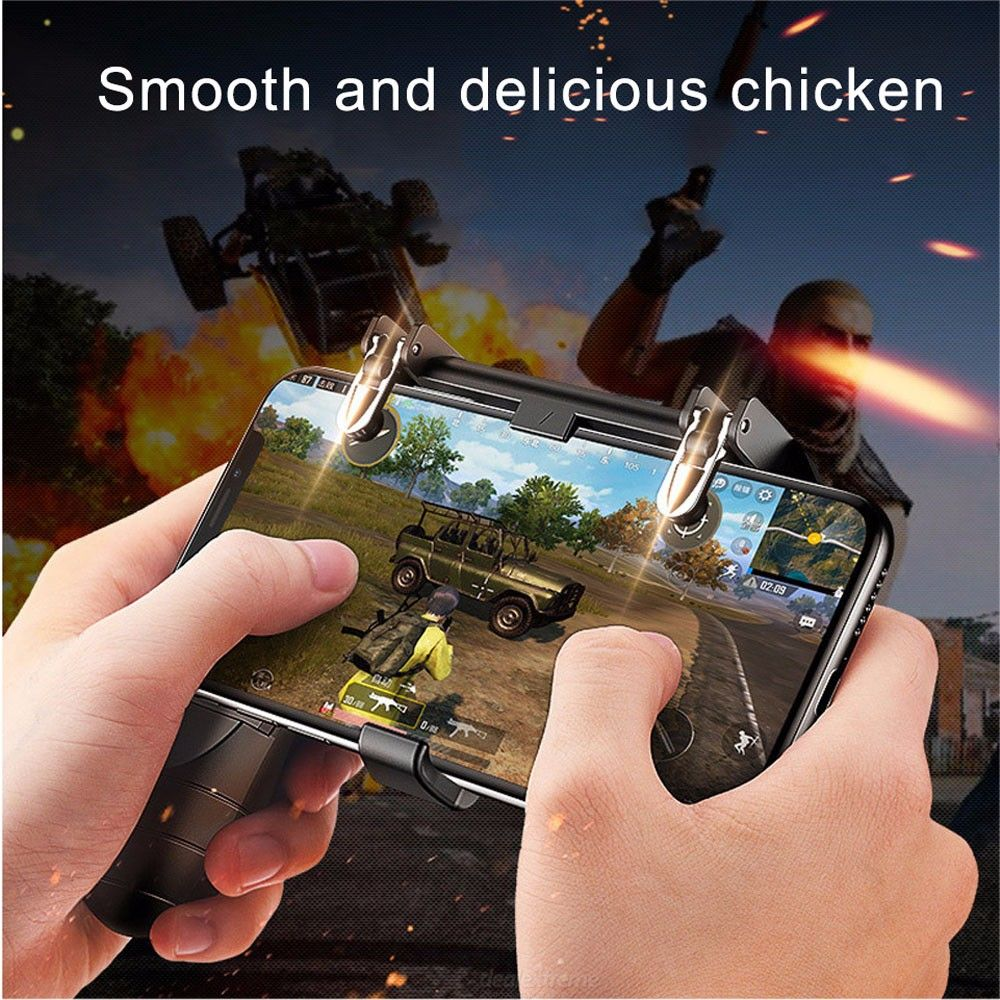 Mobile Game Controller Adjustable Gamepad For PUBG