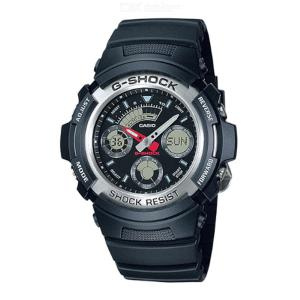 Casio G-Shock AW-590-1A Shockproof Watch 200m Water Resistance