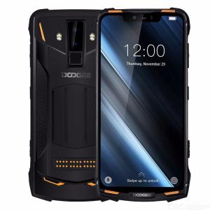 DOOGEE S90 IP68 / IP69K Modularer Robuster Android 8.1 Smartphone 6.18inch 5050mah Helio P60 Oktakern 6GB 128GB 16MP + 8MP Kamera