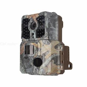 Outdoor Trail Camera Weatherproof 16MP 120 Degree Detecting Range Motion Activated Night Vision