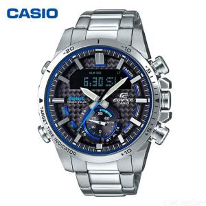 Casio Edifice ECB-800D-1A Bluetooth Watch Supports Phone Linking 100m Water Resistance