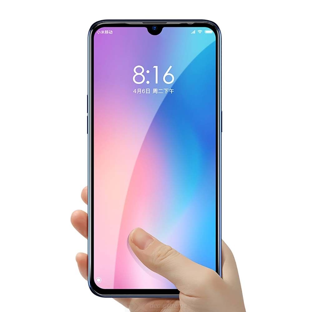 Dx coupon: 0.3mm Screen Protector Anti Blue Ray/HD Tempered Glass Display Protection For Xiaomi 9